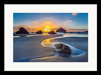 Bandon Framed Prints