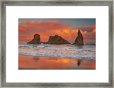 Bandon Magic Framed Print by Darren White