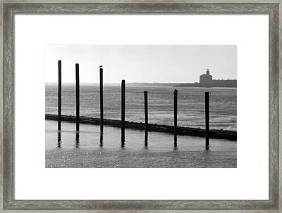 Bandon Or Framed Print