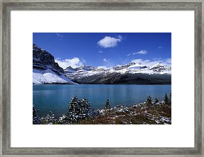 Banff National Park Framed Print by Susan  Benson