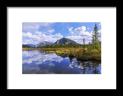 Banff Framed Prints