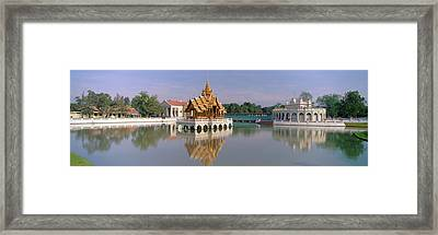Bang Pa-in Palace Thailand Framed Print by Panoramic Images