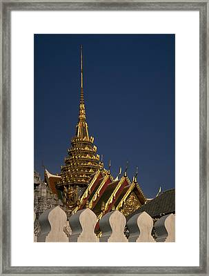 Bangkok Grand Palace Framed Print