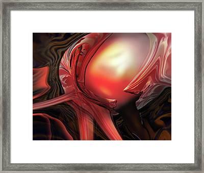 Banished Framed Print by Steve Sperry