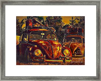 Bank Holilday Framed Print by S Poulton