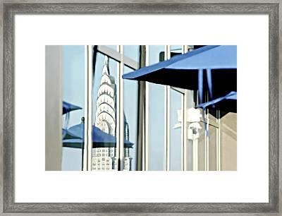 Bar 54 Framed Print