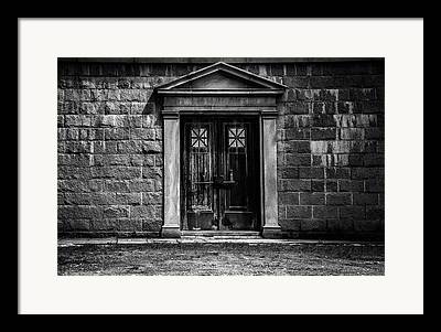 Mausoleum Framed Prints