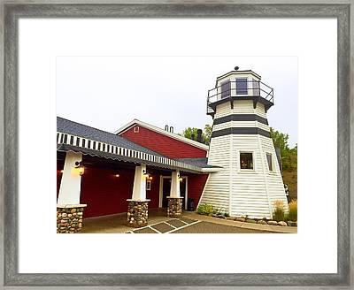 Bar Harbor Study 3 Framed Print