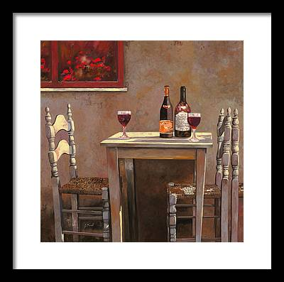 Italy Paintings Framed Prints