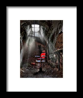 Abandon Framed Prints