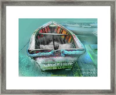 Barca Framed Print