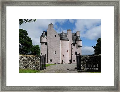 Barcaldine Castle Framed Print by Nichola Denny