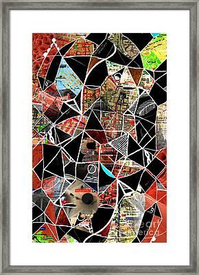 Barcelona  Framed Print by Andy  Mercer