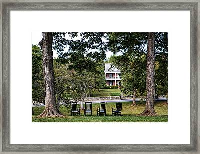Bardstown Rockers  Framed Print