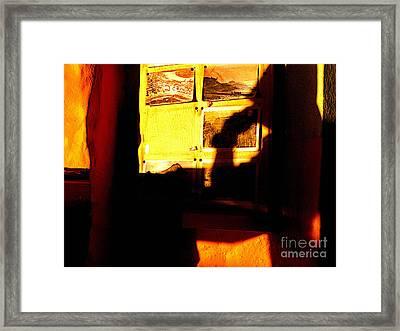 Barfly Framed Print