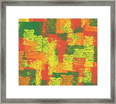Barisco Framed Print by Diretorio do Design