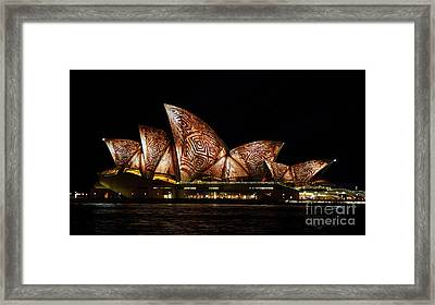 Bark Sails Framed Print by Bryan Freeman