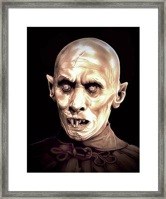 Barlow Framed Print by Fred Larucci
