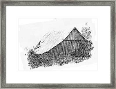 Barn 14 Framed Print
