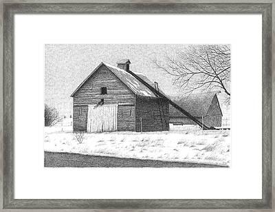 Barn 26 Framed Print