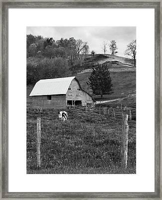 Barn 4 Framed Print