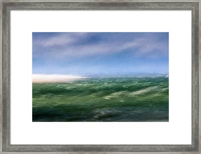 Barnstable Harbor 4 Framed Print