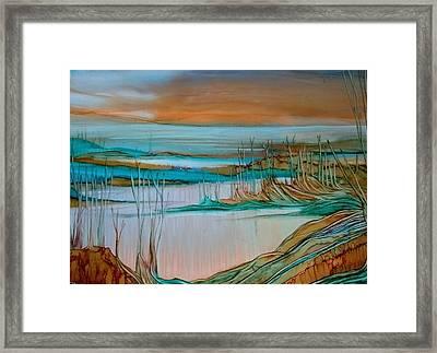 Barren Framed Print