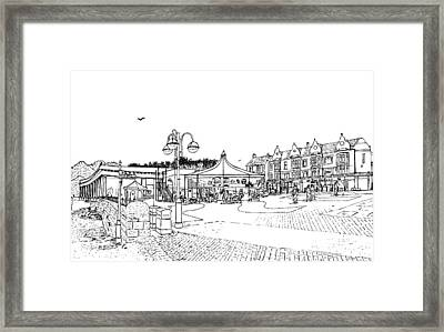 Barry Island Number 1 Framed Print