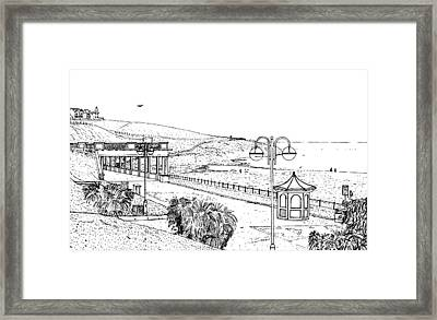 Barry Island Number 2 Framed Print