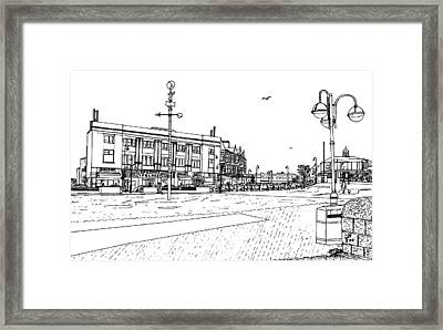 Barry Island Number 3 Framed Print