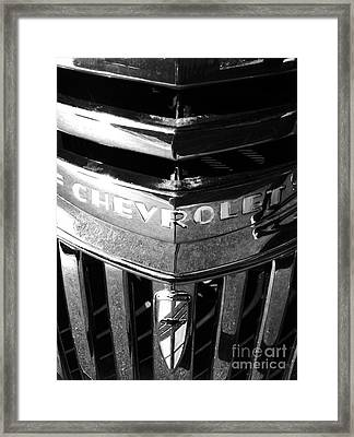 Baseball,hotdogs,apple Pie And Framed Print by WaLdEmAr BoRrErO