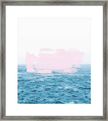 Basic Rgb Framed Print by Uma Gokhale
