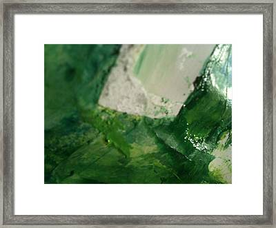 Baskibib Framed Print by TripsInInk