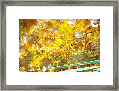 Bassano Framed Print by Mary Mansey