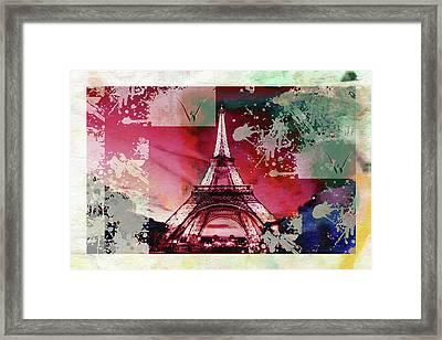 Bastille Day 1 Framed Print