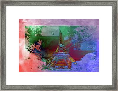 Bastille Day 10 Framed Print