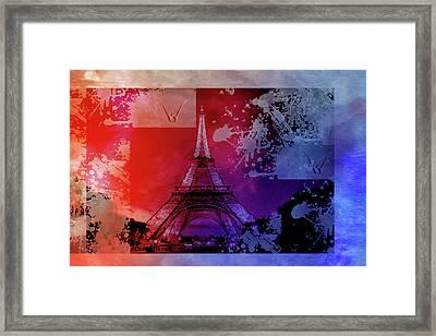 Bastille Day 12 Framed Print