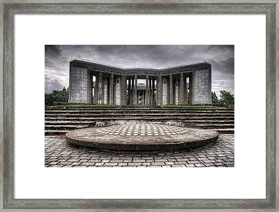 Bastogne Framed Print