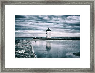 Batemans Tower Framed Print