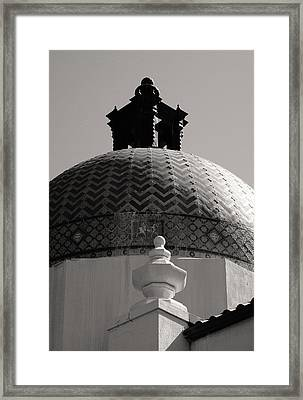 Bathhouse Row Hot Springs National Park Framed Print by Brian M Lumley