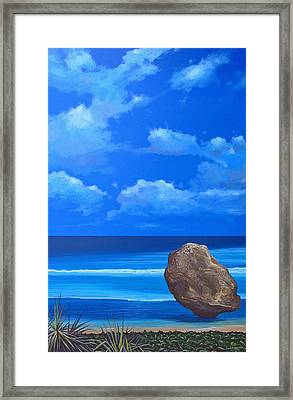 Bathsheba Framed Print