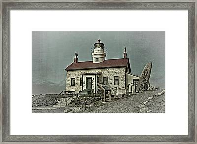 Battery Point Lighthouse Framed Print