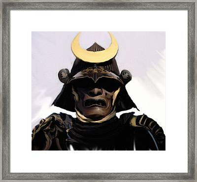 Battle Gear Framed Print