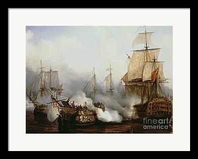 Sail Boat Framed Prints