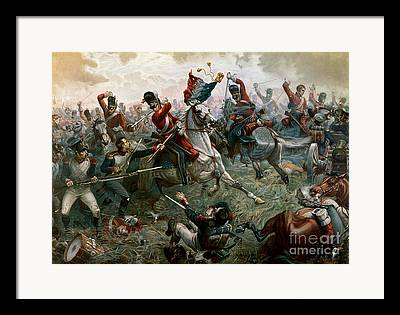 Muskets Framed Prints