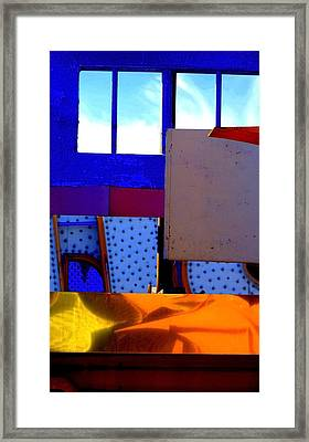 Bauhaus Framed Print by Mauricio Jimenez