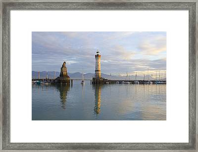 Bavaria Framed Print by Marc Huebner