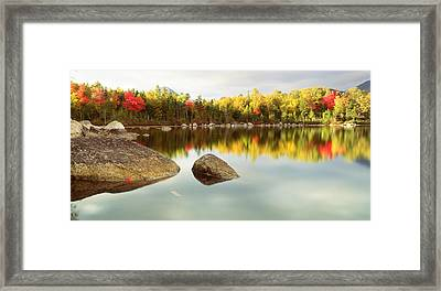 Baxter State Park Me Framed Print by Panoramic Images