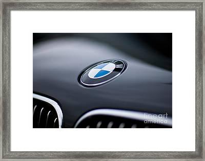 Bayerische Motoren Werke Framed Print