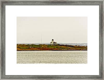Bayonne Golf Club Framed Print